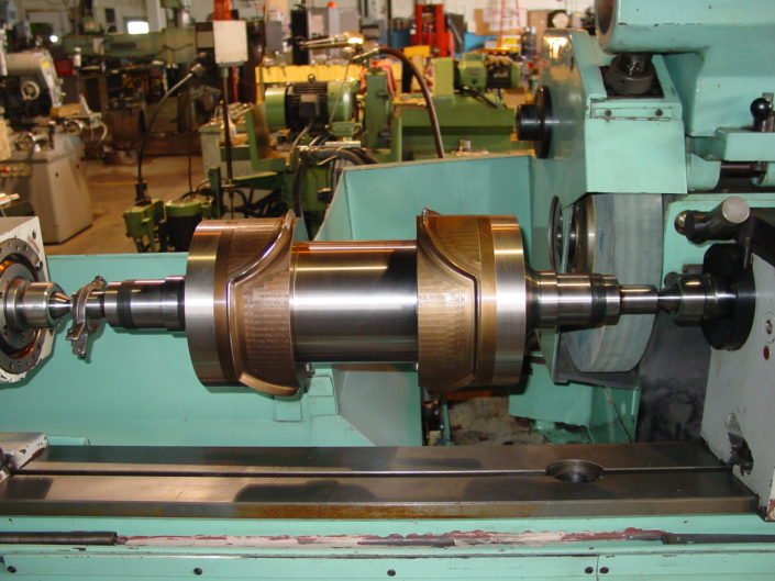 rotary die production
