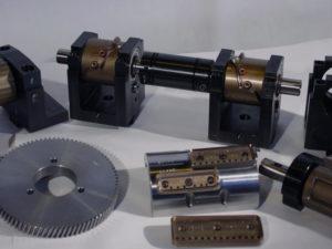 rotary die rebuilding