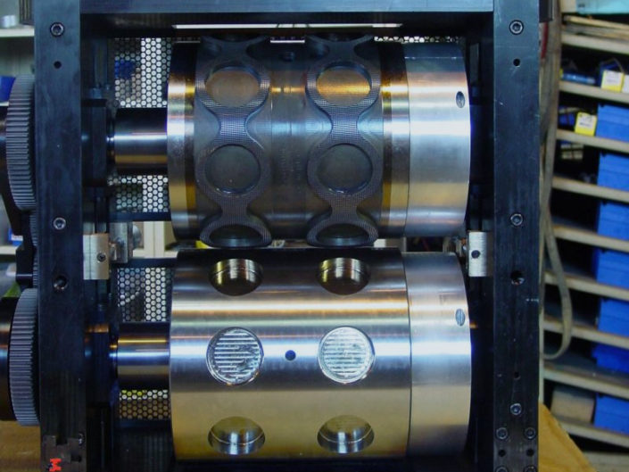 rotary die evaluation