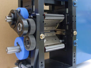rotary die machine
